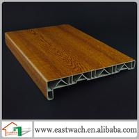 Corrosion 20mm thickness pvc windowsill/window sill