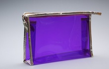 transparent clear pvc mini cosmetic bag