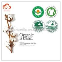 32s 40s 100 organic cotton yarn for children