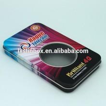 wholesale battery storage box OEM mobile phone battery box custom metal battery box