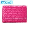 2014 trendy wallet wholesale, women genuine leather wallet, fish skin wallet
