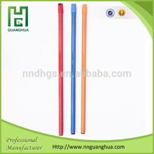 Fancy aluminum broom handle,metal broom stick,telescopic handle for mop