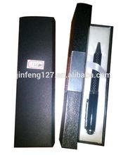 LUXURY twist carbon fiber metal pen