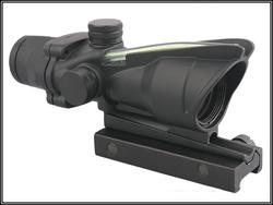 EMERSON replica ACOG Style 4X functiona[RED Fiber] sight scopeEM5160A airsoft replica