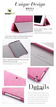 Stylish Colourful handle case for ipad mini