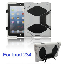 For ipad case child proof tablet case kids tablet case with handle for ipad 2/3/4
