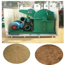 Hot sell China made hard pto driven wood chipper shredder / wooden chips into sawdust making machine