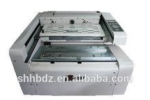 HC-920V Factory Desktop small volume compact 330mm A4 hot melt glue book binding machine price