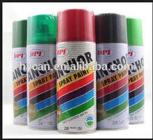 acrylic Aerosol Spray Paint aerosal Spray Paint 400ml