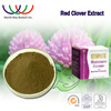 free sample HACCP KOSHER FDA certified manufacturer red clover extract,pure natural red clover extract isoflavone biochanin 40%