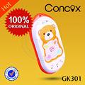 mini telefono pera gk301 con lunghi tempi di attesa e di controllo a lunga distanza
