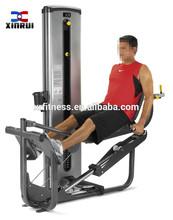 New design China gym exercise equipment leg press mahcine
