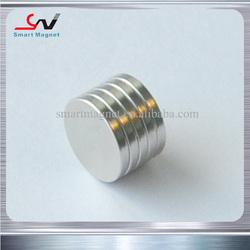 High performance cheap rare earth strong neodymium monopole magnet