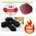 Mulberry fruit extract pó 25% antocianina