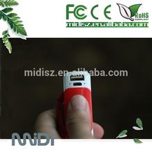 The best pricepower bank Cheap, light,stylish, Mobile Power Bank USB 2600mAh
