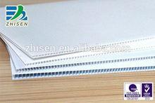4mm coroplast sheet/plastic corrugated/corflute sheet/cartonplast board manufacturer,supplier,exporter