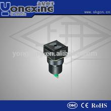 16mm round IP40 100db piezo buzzer