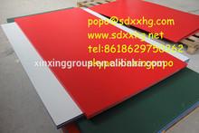plastic texture sheet/ hdpe texture panel