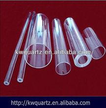 Alta- temperatura tubo di vetro al quarzo per la vendita