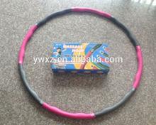 Foam sports fitness hula hoop