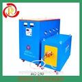 inducción de alta frecuencia generador de calefacción