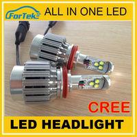 Hotsale h8 led hb4 led hb3 led car headlights