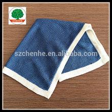 Fashion knit handkerchief