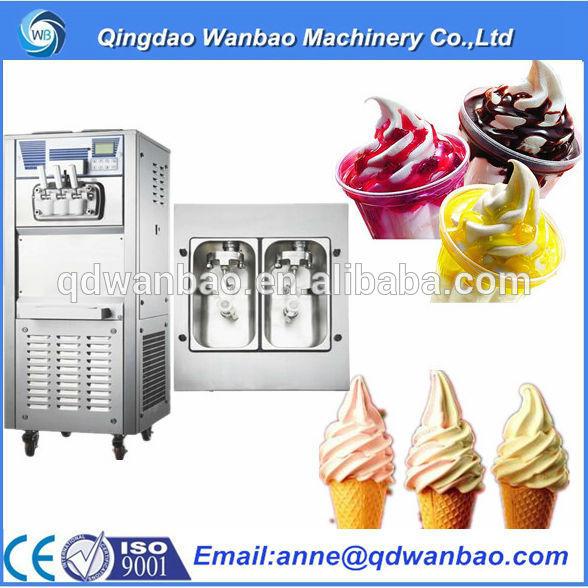 Ice Cream Cone Filling