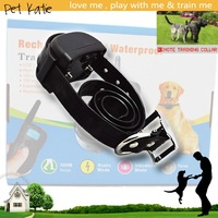 2014 Best Pet Products Dog Training Electronic Collars LCD Remote Control