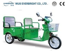 electric tricycle for passenger or cargo made in china