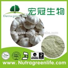 De salida de fábrica disminuye la glucosa de extracto de ajo allium sativum l alicina píldora 10:1 en polvo de calidad alimentaria