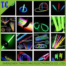 2014 china new innovative product glow stick bracelet glow in dark