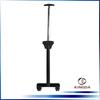 alibaba china supplier retractable single luggage trolley handle parts accessory