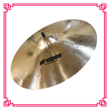 "Arborea cymbal,Dragon14"" crash,handmade cymbal"