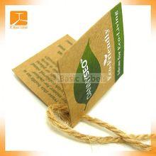custom cheap denim hang tags design