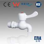 Made in China PVC cock for Water Supply BSPT/NPT PN10,One way pvc faucet PVC Tap