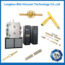 Gold color handles PVD/Vacuum/metalizing coating/plating machine/equipment manufacturer
