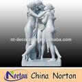 sculpté à la main la sculpture sur pierre ntms005