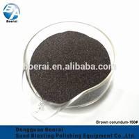 Brown Fused Alumina / Brown Aluminum Oxide / Brown Fused Corundum grains & powder refractory