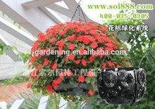 Garden Planter Plastic Hanging Basket Ball