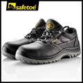 Productos de seguridad, de acero del dedo del pie zapatos de seguridad, zapatos de seguridadindustrial l-7222