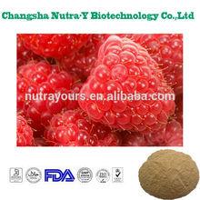 Plant extract 98% red raspberry extract
