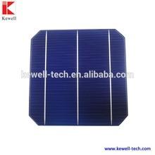 6 inch mono solar cells high efficiency