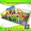 Unterhaltung spielzeug Low-Cost spielplatz weichen boden für kinder 154-20b