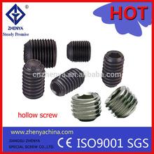 A2/A4/HDG/black oxide/shenzhen hardware grub screw