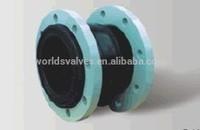 reinforced flexible rubber joint