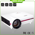 Susan Shi EL800 Brilens multimedia video projector,used for home theater,business & education yes portable projector