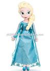 New product plush stuff dolls frozen elsa manufacturer for children