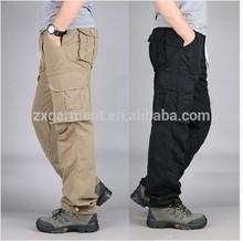 OEM MADE IN CHINA WORKING Khaki Uniform Pants mens baggy