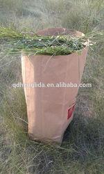newly designed Qingdao China kraft paper lawn/leaf bags